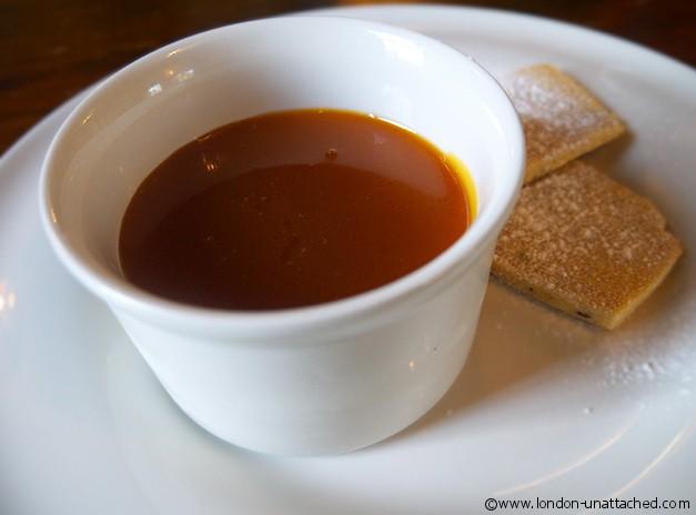 Creme Caramel - The Spaniards