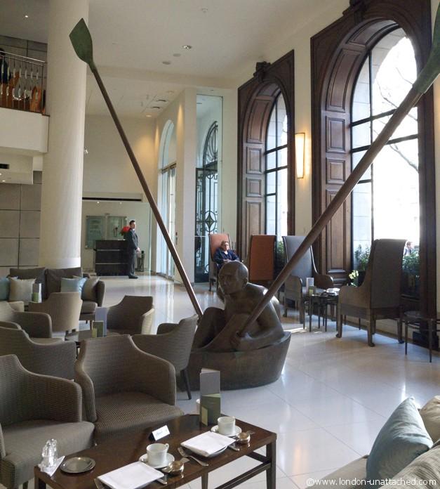 One aldwych lobby