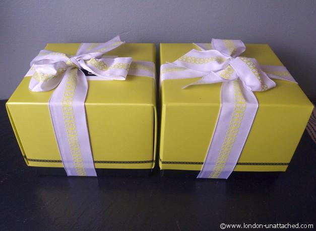Patchi chocolate box