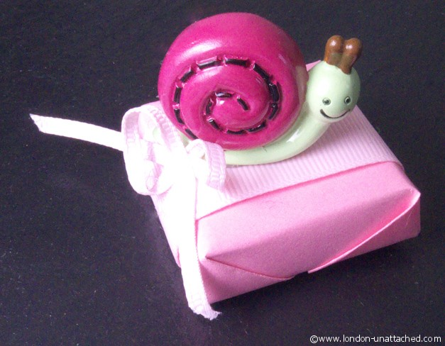 Patchi snail