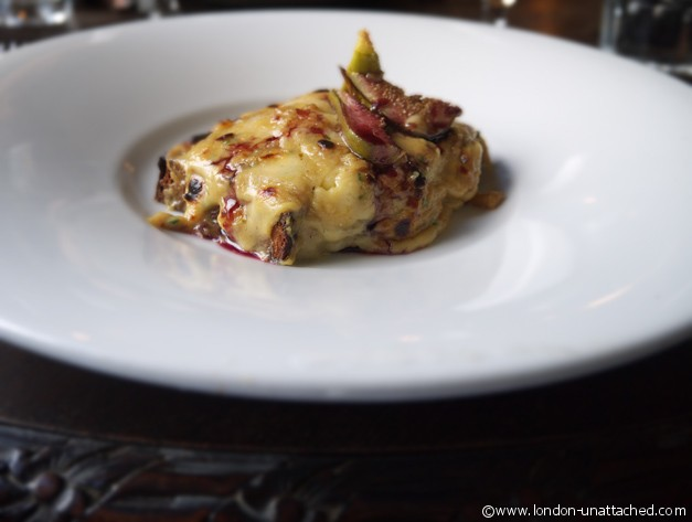 The Lady Ottoline - Rarebit