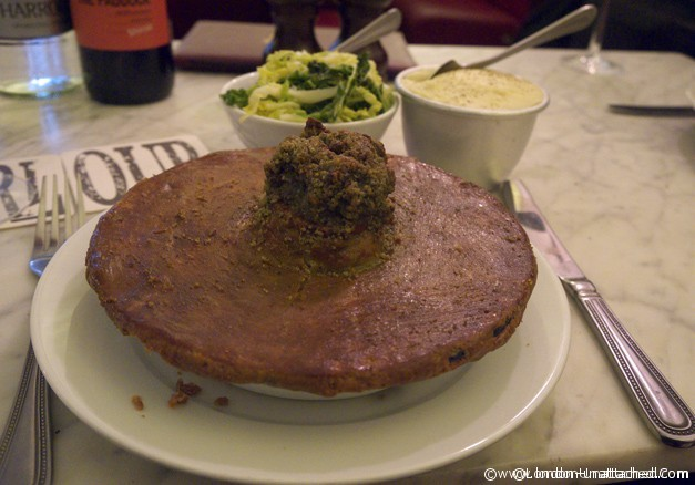 The Parlour Cow Pie