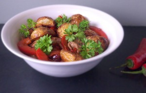 Beef Saltado – Peruvian Stir-Fried Beef and Potatoes