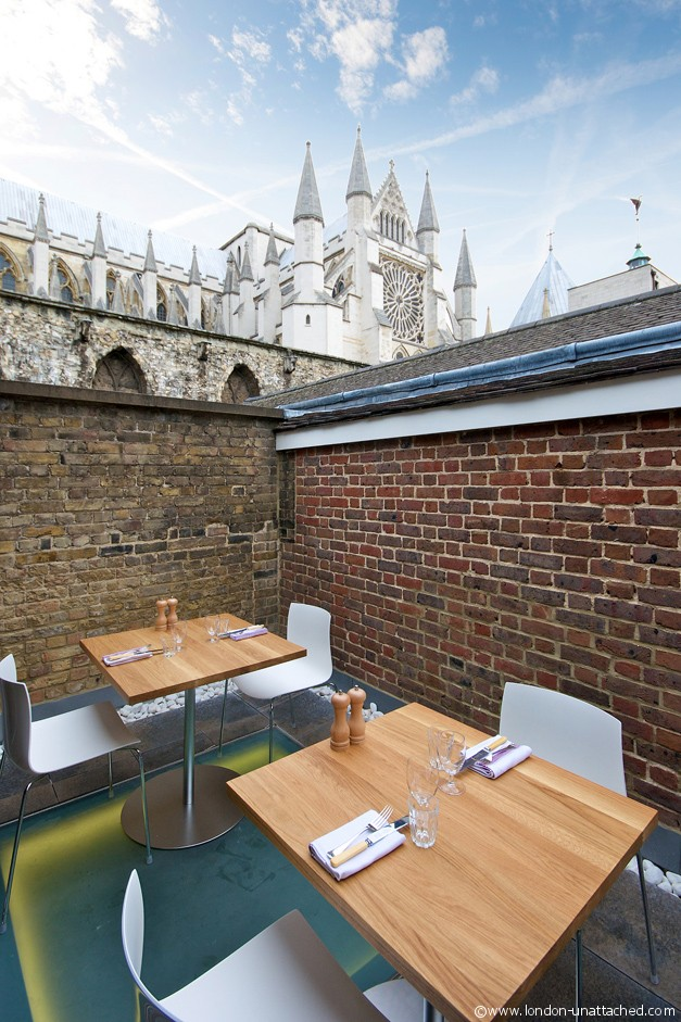 cellarium terrace Westminster