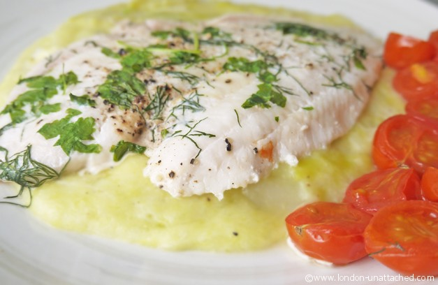 lemon sole for 5-2 fast diet