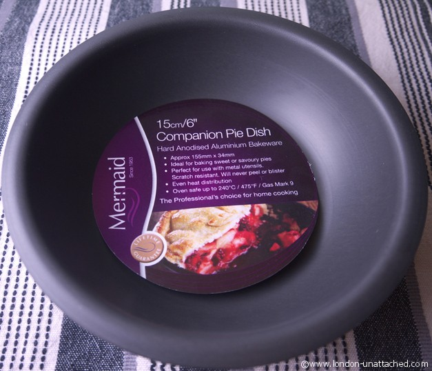 mermaid pie dish