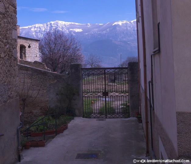 mountains of abruzzo