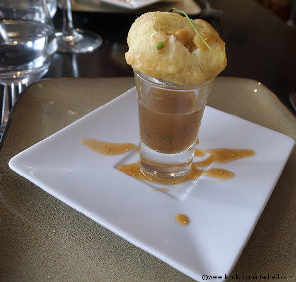 namaaste kitchen- amuse bouche