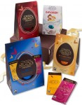 Organic Easter Eggs from Green & Black's