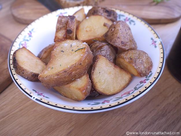 potatoes cellarium