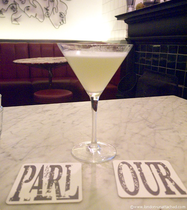the parlour - cocktail