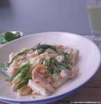 T G Green Giveaway and Creamy Salmon Pasta