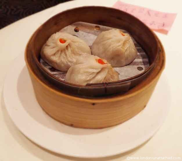 Royal China Shanghai Soup Dumplings