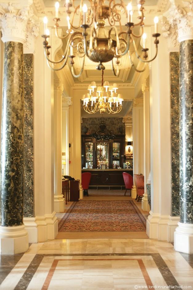 The Grand reception Victoria Bar copyright de-vere hotels