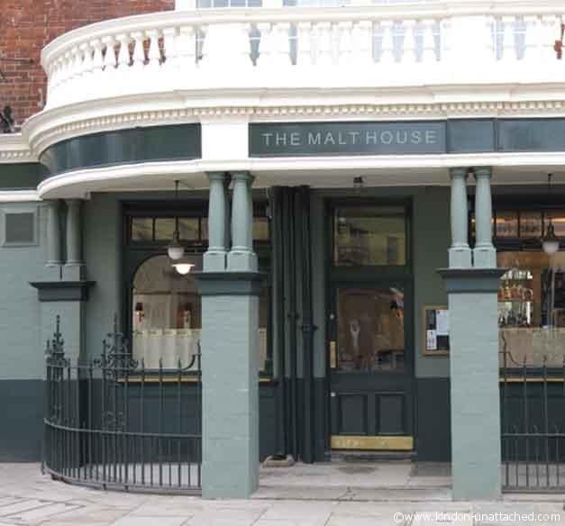 The Malt House Fulham Exterior