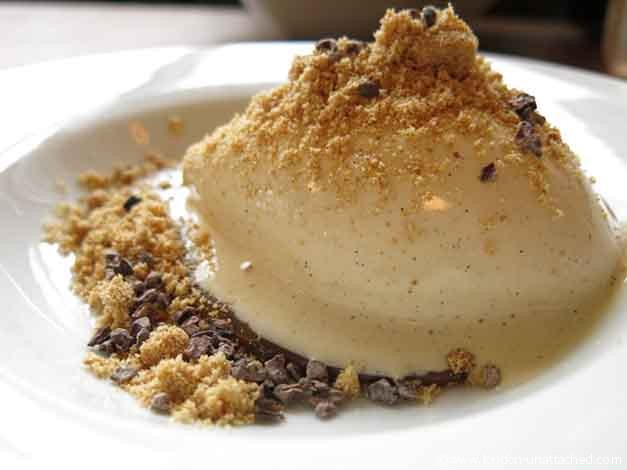 The Malt House, Malted Vanilla Ice Cream