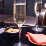 champagne - Dinner
