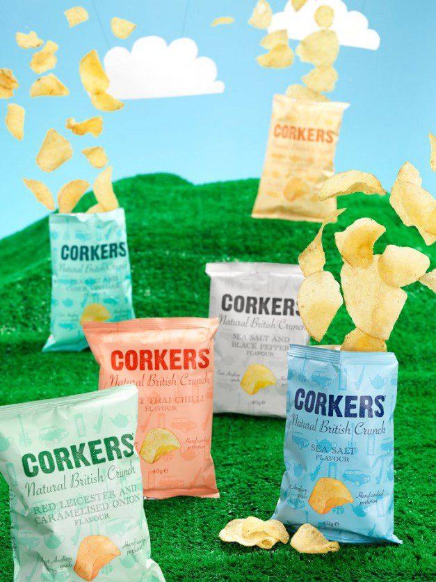 corkers crisps