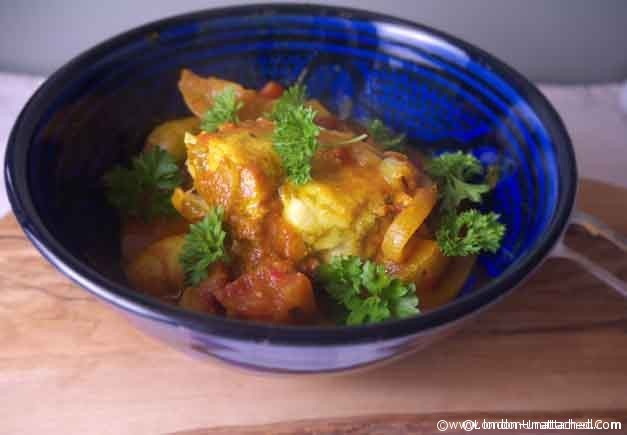 delishfish tagine with cod