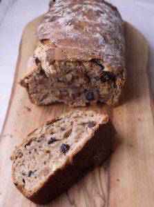 Fruited Spelt Loaf