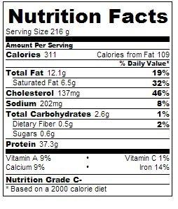 5-2 diet haddock with mustard sauce