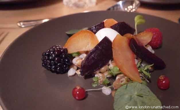 heritage beetroot salad house of wolf