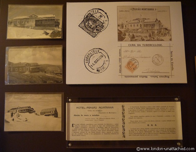 Casa das Penhas Douradas history