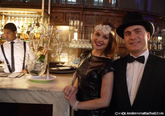 Gatsby Fever at St Pancras Renaissance