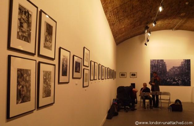 Hanoi exhibition Shoreditch