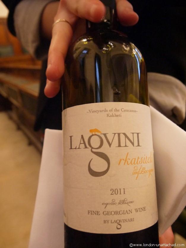 Lagvinari - Raw wine tasting