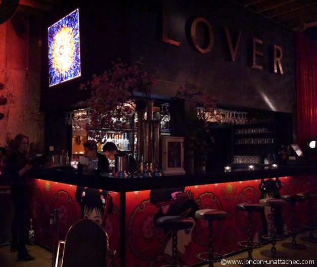 Lounge Lover Bar