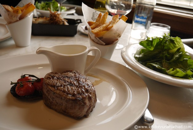 Meat Feast Gillrays - London-Unattached