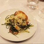 One Leicester Street Crab Salad