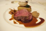 Plateau scotch beef fillet of beef
