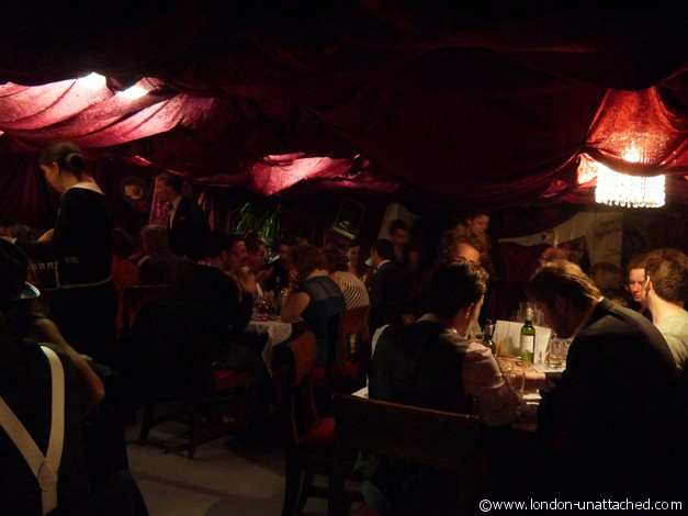 Russian Revels at Kitchen Party