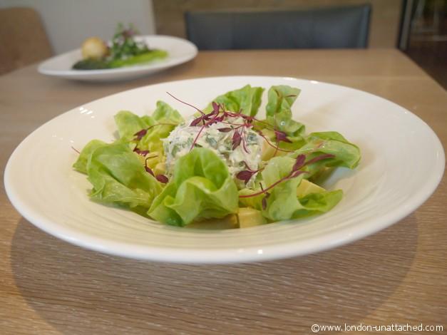 Sonny's kitchen Crab Salad