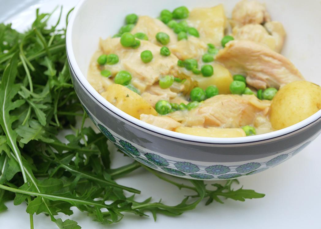 Tarragon chicken Diet Recipe