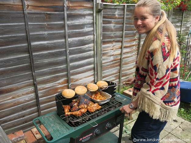 belle of the barbecue London Unattached