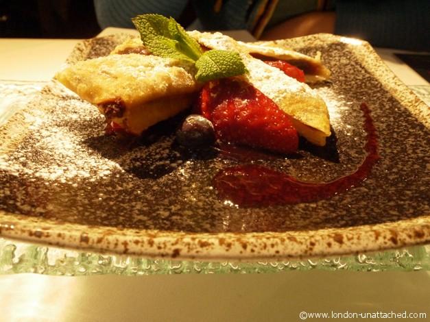 good earth wandsworth dessert