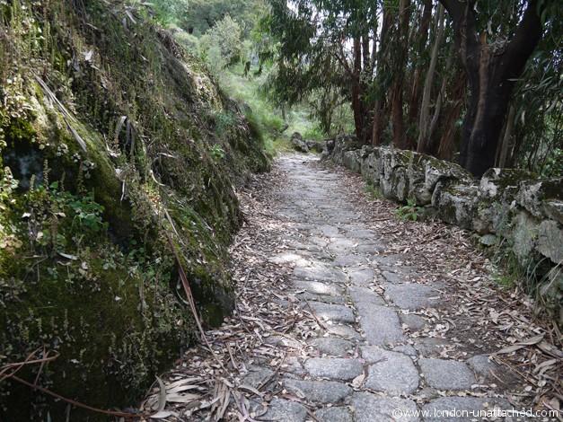 monsanto - path to idanha a velha