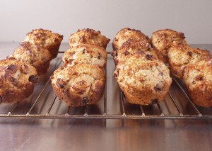 Healthy Low Fat, Low Calorie Muffins