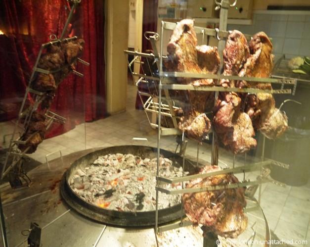 rack and ruin - open asado