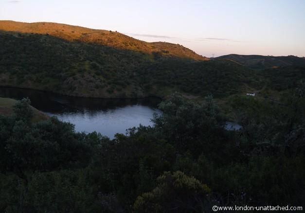 river teja