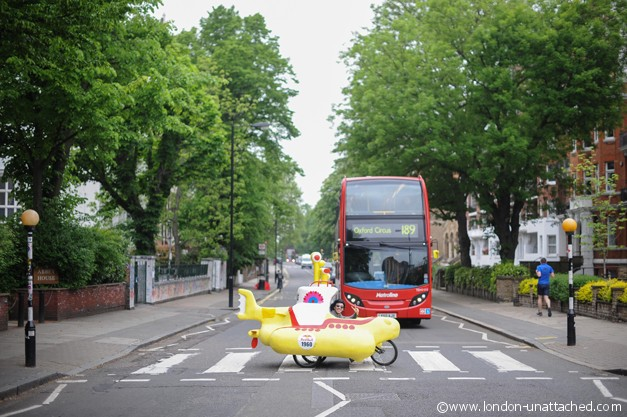 Abbey Road Soapbox challenge