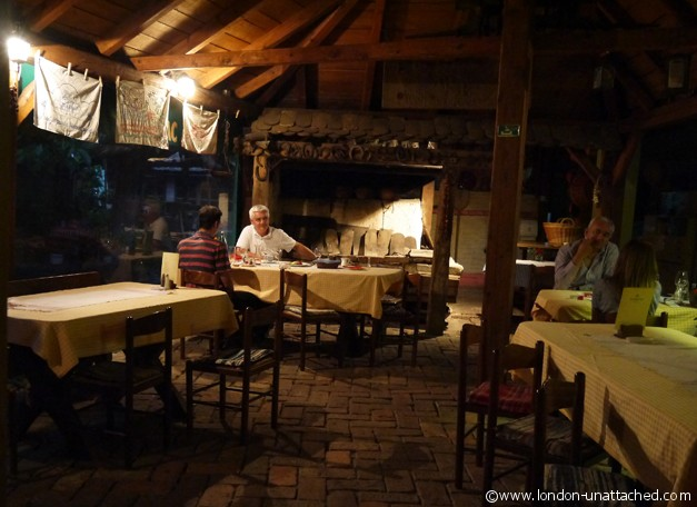 Baranja Karanac Restaurant