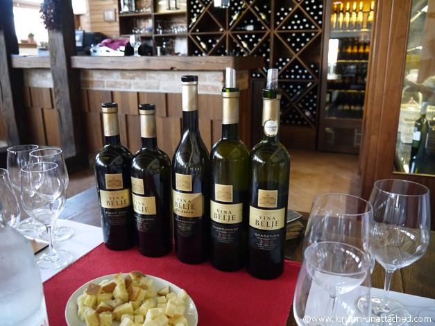 Baranja - Wines of Belje