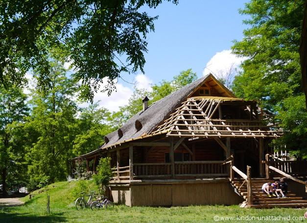 Baranja - the House that Goran built