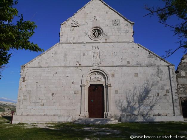Colourful Croatia Church - Pag