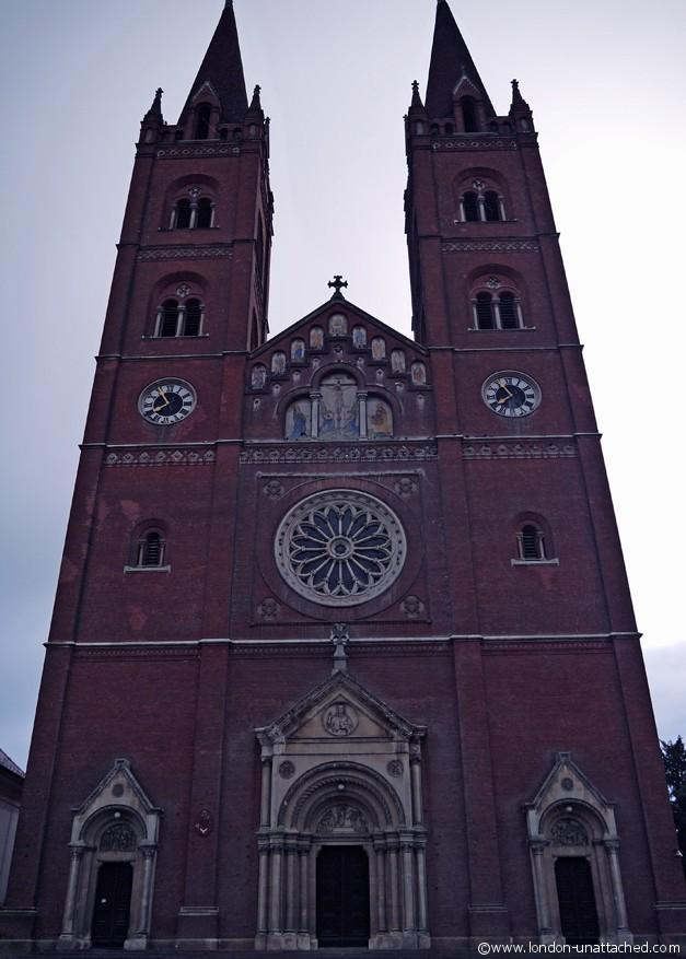 Djakovo Cathedral Slavonia