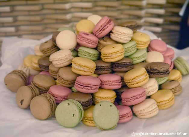 Macarons Mercure London Bridge